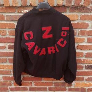 Z Cav Letterman Jacket Vintage